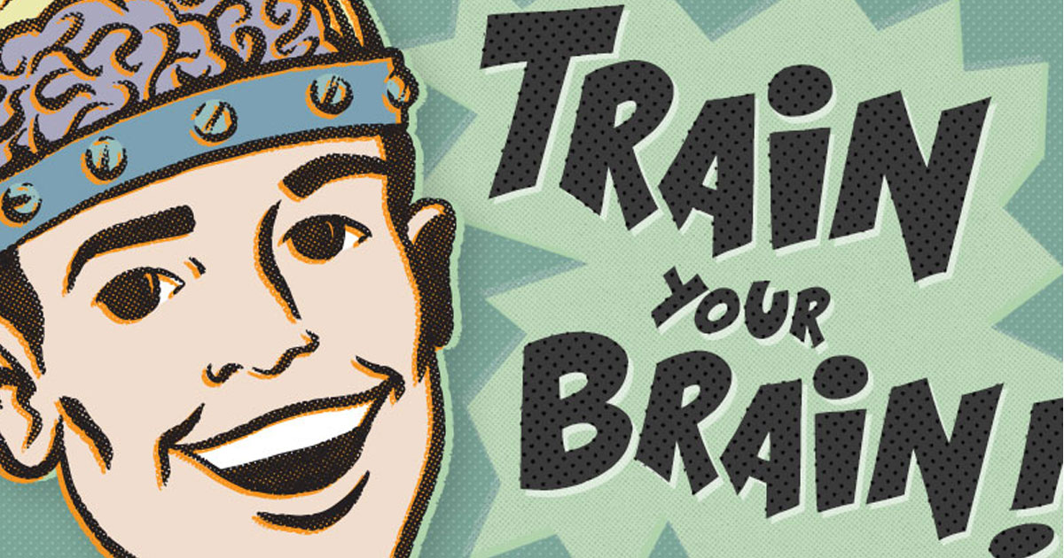 Infographic: Train your brain to fight mental fog and you'll be ready to tackle anything.