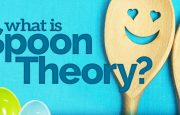 ovarian cancer spoon theory infographic